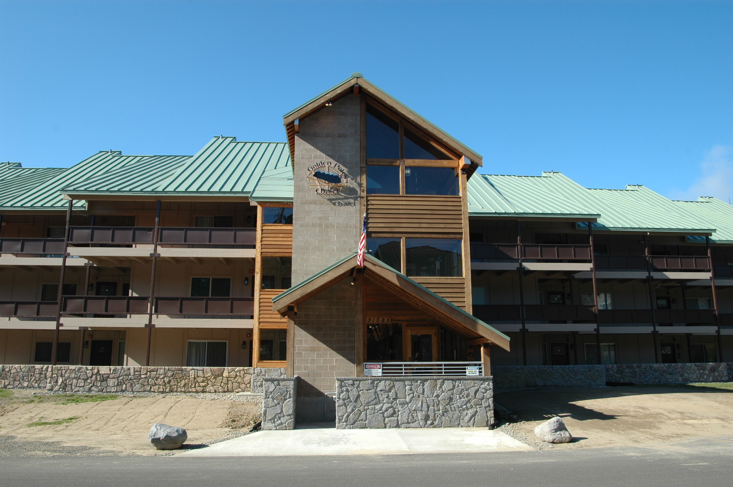 Private And Public Section Contstruction In Central Oregon